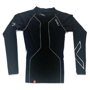 2XU Thermal Compression Long Sleeve Running Top